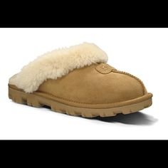Ugg Australia coquette chestnut These beautiful Ugg Australia Chestnut  Coquette sheepskin slippers are perfect for a c2cedd1b18ef5