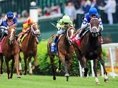 Champion Tepin came out to play May 7 at her home base of Churchill Downs, and trounced a field of rivals to repeat in the $300,000 Churchill Distaff Turf Mile (gr. IIT).