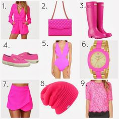 Hot Pink Love