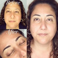 My gorgeous client Kristine was so excited to get a brow transformation today 😍👸🏽 giving her some soft powdered ombre brows! 🤗✨✨✨BOOKING for JULY ✨✨✨now info@advancedbrowdesign.com ✨ Last 16 months - 3 years ✨ Fades 40-60% ✨ Immediate results ✨ No swelling ✨ #flawless#sdbrows #sandiegobrows #eyebrows #powderedbrows #ocpermanentmakeup #semipermanentmakeup #advancedbrowdesign #3deyebrows #3dbrows #delmar #lajolla #coronado #semipermanentbrows #northpark #hillcrest #browshaping…