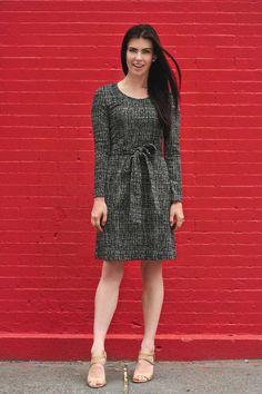 Shabby Apple - Belinda Dress Black and White, $72.00 (http://www.shabbyapple.com/shop/belinda-dress-black-and-white/)