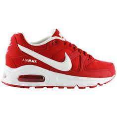 nike air max command gs calzado rojo - Buscar con Google ef9494b31b