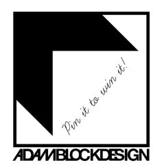 """RULES 1. Follow us on Pinterest. 2. Re-pin one of these Awesome ABD logos. 3. Re-pin as many designs as you want from this """"Pin to Win: Winter Contest"""" board for your chance to win! The contest will be held through January 10th, and 3 winners will be chosen at random on Friday, January 11th. The grand prizes will be Sephora gift cards! Good luck, have fun, and Happy Holidays!"""