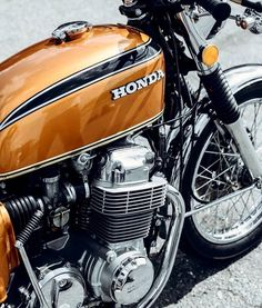 Habermann & Sons Classic Motorcycles and Honda Cb750, Ducati, Cb 750 Cafe Racer, Cafe Racer Honda, Cafe Racers, Vintage Honda Motorcycles, Honda Bikes, Vintage Cafe, Vintage Bikes