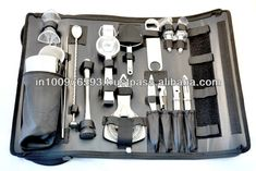 Bar Tool Bag Roll up Bartender Bag