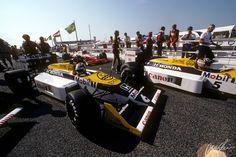 F1 1987 - Williams FW11B - Nelson Piquet - Nigel Mansell