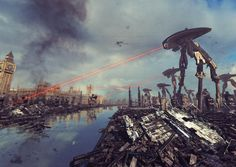war of the worlds - Google Search