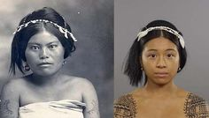 After the Philippine­-American War, the Philippines and the indigenous people were controlled by the U.S. Insular Government in the 1910s. | Watch 100 Years Of Filipina Beauty In A Little Over A Minute