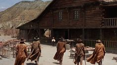 Once Upon a Time In the West ( filming location video ) Ennio Morricone ...