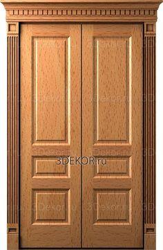 DVR_0204 Wood Front Doors, Timber Door, Wooden Doors, Wooden Main Door Design, Double Door Design, Door Design Catalogue, Bedroom Cupboard Designs, Design Bedroom, Raised Panel Doors