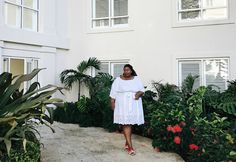 20 Plus Size White Dresses for Any Occasion