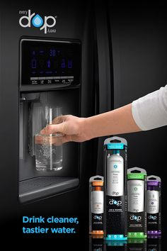 EveryDrop™ Water Filters are certified to reduce more contaminants than any water pitcher.  Learn more at EveryDropWater.com.