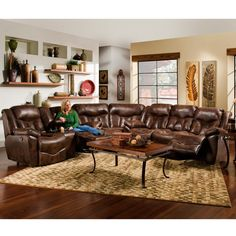 Franklin Corporation 4 Pc. Sofa Sectional | Sectional Sofas | Home & Appliances | Shop The Exchange