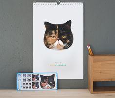 Cat 2013 Calendars & Stickers