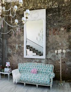 9 Noble Clever Tips: Vintage Shabby Chic Decor shabby chic interior texture. Shabby Chic Interiors, Shabby Chic Furniture, Vintage Interiors, Apartment Interior Design, Home Interior, Bathroom Interior, Interior Sketch, French Interior, Design Bathroom