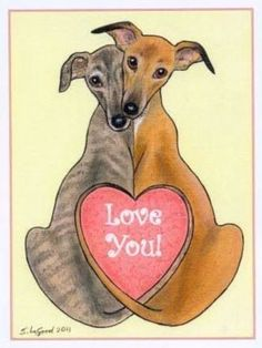 Love you, too!