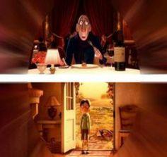 Ratatouille (2007) - La emoción de la magdalena de Proust en versión Pixar.
