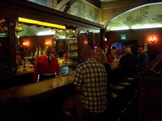 Bar, Musso & Frank Grill, Hollywood