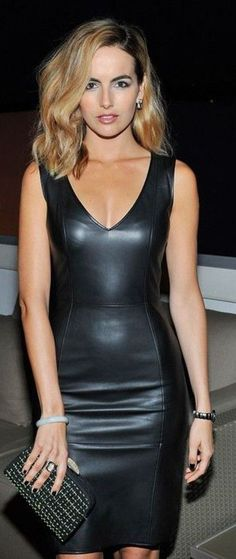Buy Womens Leather Dress Online at Leathernxg