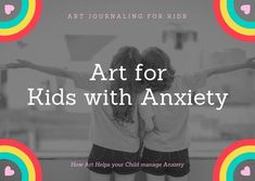 I will be sharing Art Journaling Prompts, Ideas and Inspirations for everyone, but especially with those of us with incredibly special kids who need it the most. To be honest, you may want to sit down and do these activities with your child in your own jo