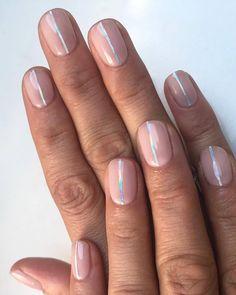 Manikúra na krátke nechty do roku 2020 - Confetissimo - blog pre ženy Summer Nails, Hair Beauty, Blog, Pineapple, Videos, Fitness, Photos, Instagram, Fotografia