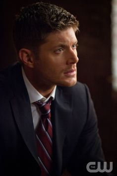 Supernatural †Goodbye Stranger -- Image SN817a_0473 -- Pictured: Jensen Ackles as Dean -- Credit: Liane Hentscher/The CW --   2013 The CW Network. All Rights Reserved
