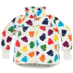 Jelly Monsters Baby Fleece Jacket