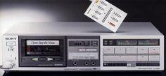 SONY TC-FX500R   1982