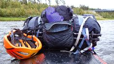 "Article ""Water Way"". Finnish Lapland. Material Review (Part 4) - Planet Packraft"