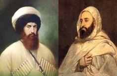 Leur vie et leur activités politiques, militaires et spirituelles des deux célèbres chefs de la résistance musulmane contre la conquête coloniale restera gravé a jamais dans la mémoire historique musulmane et postcoloniale ,l'émir 'Abd al-Qadir en Algérie...