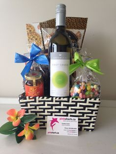 Coffee Baskets, Wine Gift Baskets, Things To Do In Kelowna, Real Estate Gifts, Wine Cellars, Wine Festival, Wines, 50th, Wedding Gifts
