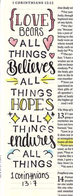 bible journaling by nola chandler Faith Bible, My Bible, Bible Art, Scripture Art, Scripture Doodle, Bible Verses Quotes, Bible Scriptures, Bible Study Journal, Art Journaling