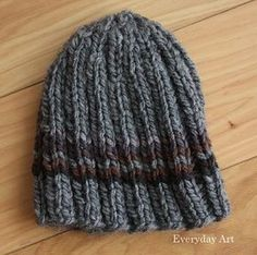 25dfd065b 20 Best Beanie patterns images   Knit hats, Yarns, Crocheted hats