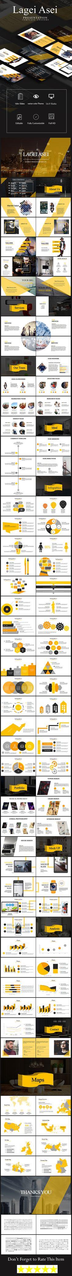Lagei Asei PowerPoint Presentation Template