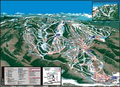 Steamboat Springs Trail Map - Steamboat Springs, CO
