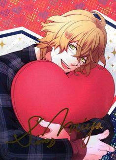 Natsuki - Uta no Prince-sama hahahha so cute