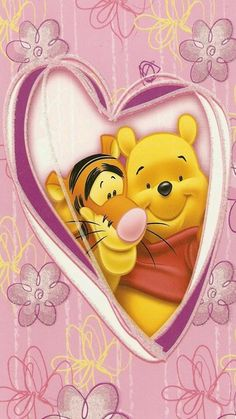 Tigger And Pooh, Cute Winnie The Pooh, Winne The Pooh, Winnie The Pooh Friends, Pooh Bear, Eeyore, Disney Valentines, Foster To Adopt, Paddington Bear
