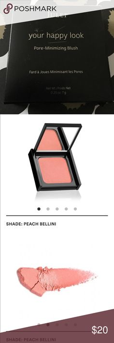 Your Happy Look by Julep shade-Peach Bellini NWT! This blush is made with light-diffusing powders to make your pores look smaller. It also contains an age-defying Power Cell Complex. Never used. Julep Makeup Blush