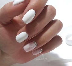 White Square Nails Perfect Shades For 2019 Summer - Chicbetter Inspiration for M. - - White Square Nails Perfect Shades For 2019 Summer - Chicbetter Inspiration for Modern Women : White Square Nails Perfect Shades For 2019 Summer - chic better