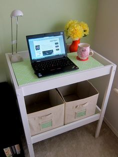 changing table makeover