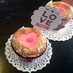 #cupcakes #SanValentin