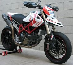 Yea, I love Ducati Hypermotards
