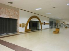 Abandonment at Pine Tree Mall. — in Marinette, Wisconsin.