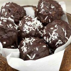 Coconut Chocolate traline