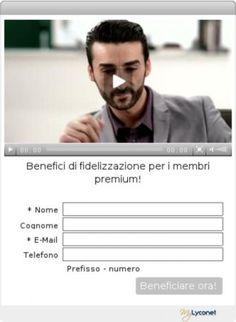 Benefici di fidelizzazione per i membri premium!