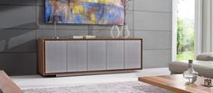 The drawers feature soft close full extension runners; giving you maximum amount of storage plus a great soft close experience. Modern Furniture, Walnut Timber, Contemporary, Cabinet, Storage Cabinets, Bookcase, Storage, Furniture Design, Contemporary Tv Units