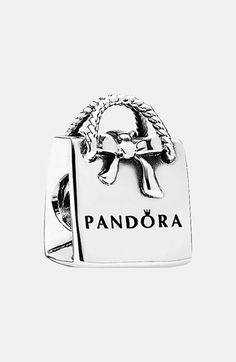 PANDORA 'Gift Bag' Charm available at #Nordstrom