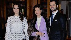 Europe's Royals — crownprincesses: Today Prince Carl Philip and...
