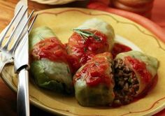 Here's How to Make Bulgarian Stuffed Cabbage