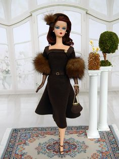 ***All about Margo*** OOAK Fashion for Silkstone Barbie~Joby Originals